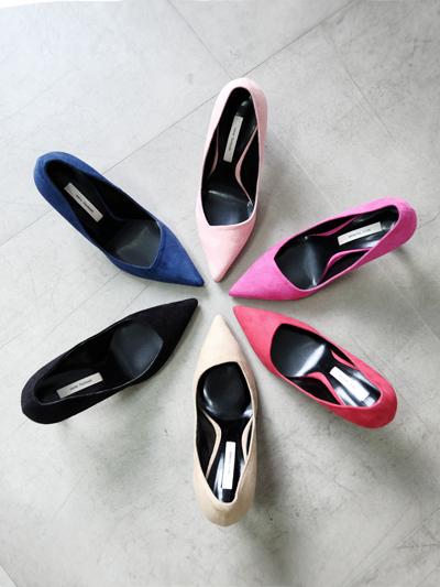 러브컬러힐-shoes