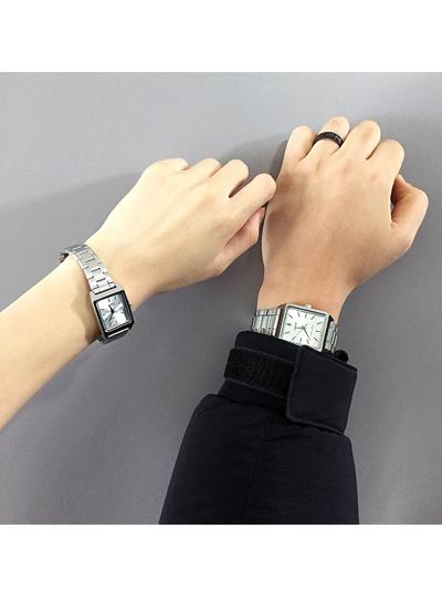 실버카시오-watch