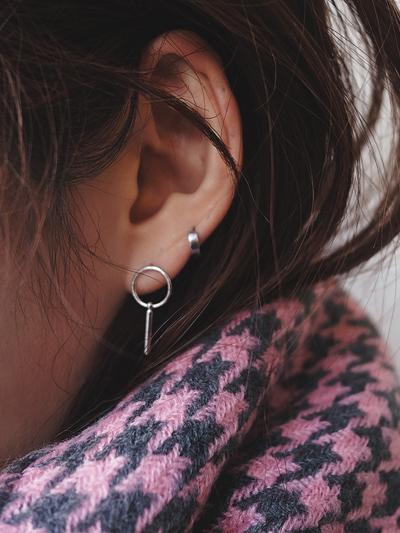 막대사탕-earring